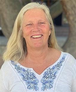 Beth Hamber - Grade Seven Head