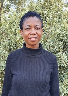 Faith Dhlodhlo - Grade Two Assistant