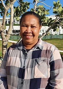 Phillida Peters - Junior Aftercare Manager