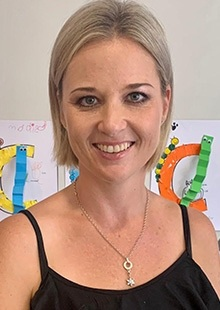Angella Lyons - Reception Grade Educator