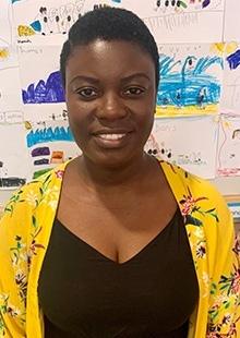 Rabecca Kaphuka - Grade Reception Assistant