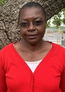 Eunice Kanyerere - <br />Grade Reception Assistant