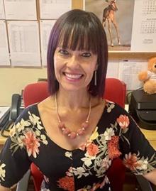 Caron Thomas - School Secretary/<br />Admissions