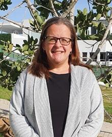 Nina Sardo-<br /> IT/Admin Assistant