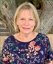 Pat Readman - Principal's Secretary/<br />Admissions