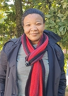 Serelda van Rhyn - <br />Grade Two Assistant