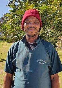 Alfred Rawana - Support Staff