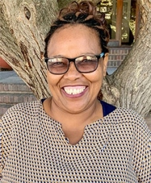 Dorothy Witbooi - Support Staff