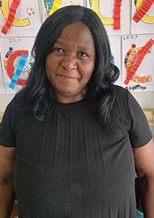 Queen Manona - <br />Grade Reception Assistant